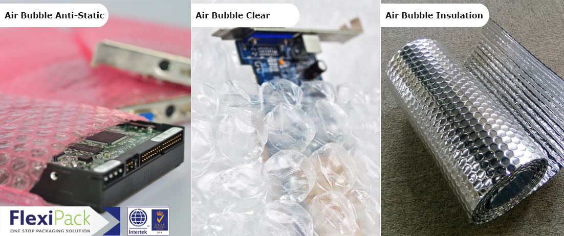 AIR BUBBLE CLEAR / AIR BUBBLE ANTI-STATIC / AIR BUBBLE INSULATION 2