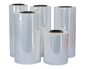 POLYOLEFIN (POF) SHRINK FILM ROLL 4