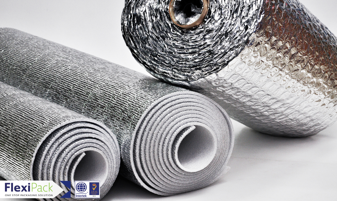 EPE FOAM INSULATION & AIR BUBBLE INSULATION 1
